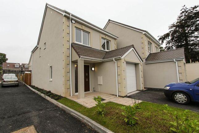 Thumbnail Detached house for sale in Claverham Road, Claverham, Bristol