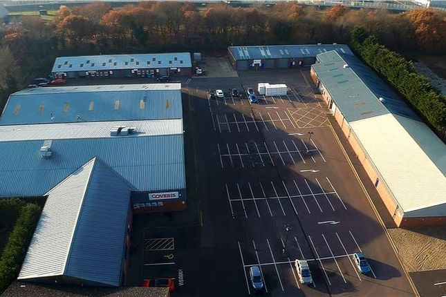 Thumbnail Light industrial for sale in Coughtrey Industrial Estate, Church Road, Griston, Thetford, Norfolk