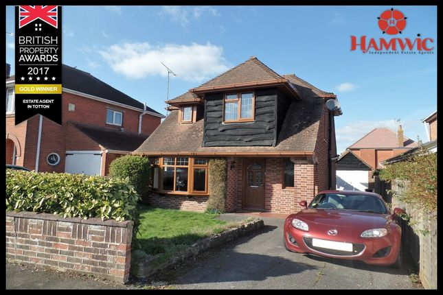 3 bed detached house for sale in Rushington Avenue, Southampton