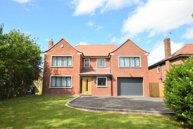 Thumbnail Detached house for sale in Tarvin Road, Littleton, Chester
