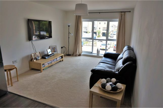 Thumbnail Flat for sale in Marbled White Court, Little Paxton, St. Neots