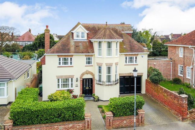 Thumbnail Detached house for sale in The Crescent, Frinton-On-Sea