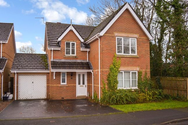 Thumbnail Detached house for sale in Cwrt Yr Eos, Margam Village, Port Talbot, Neath Port Talbot.