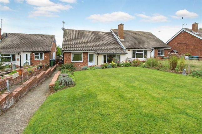 Thumbnail Semi-detached bungalow for sale in Rotten Row, Great Brickhill, Milton Keynes