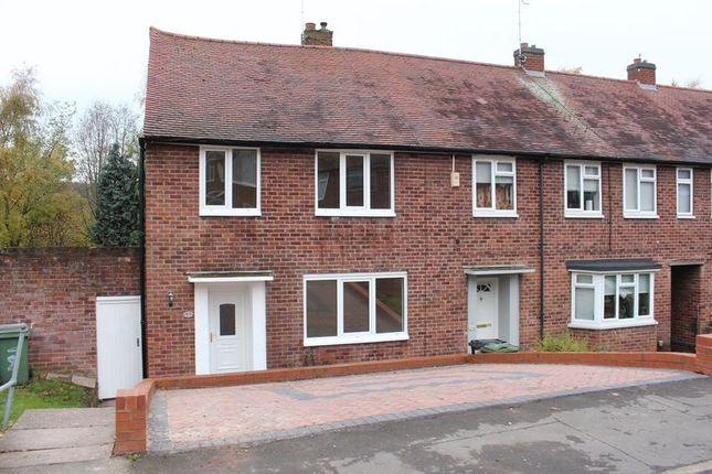 Thumbnail Terraced house for sale in Ryder Street, Wordsley, Stourbridge