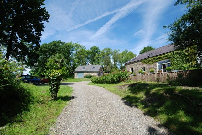 Thumbnail Country house for sale in Babel, Near Llandovery, Carmarthenshire