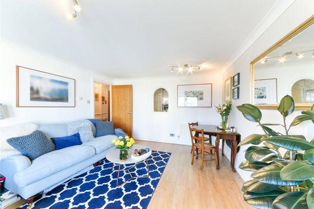 Reception Room of Bartholomew Court, 10 Newport Avenue, London E14