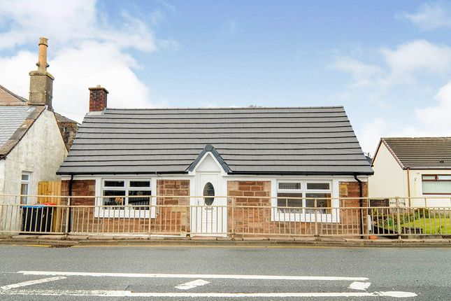 2 bed bungalow for sale in Main Street, Kirkconnel, Sanquhar, Dumfries And Galloway DG4