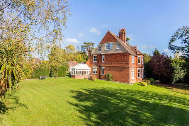 Thumbnail Detached house for sale in Horsham Road, Cowfold, Horsham, West Sussex