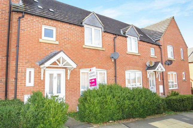 Thumbnail Terraced house for sale in Linden Avenue, Higham Ferrers, Rushden