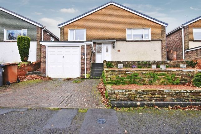 Thumbnail Bungalow for sale in Eastfields, Hexham