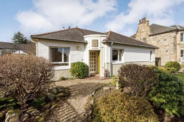 Thumbnail Bungalow for sale in Randolph Road, Stirling, Stirlingshire