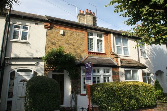 Thumbnail Terraced house for sale in Landseer Road, Enfield