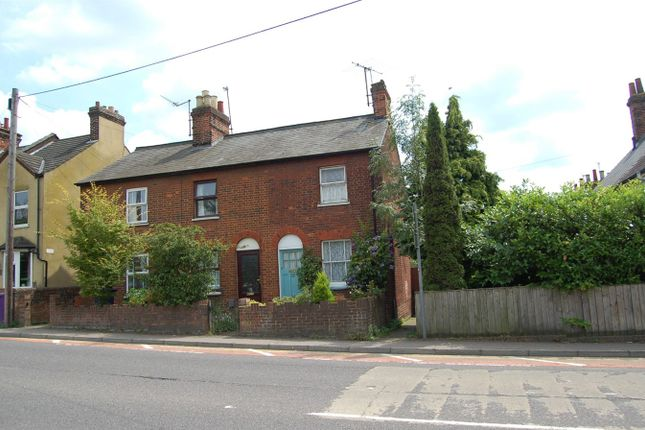 Thumbnail Cottage to rent in Nightingale Road, Hitchin