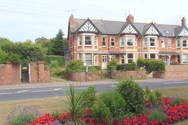 Thumbnail Flat to rent in Station Road, Budleigh Salterton