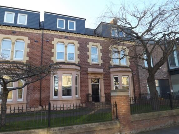 Thumbnail Flat for sale in Osborne Road, Jesmond, Newcastle Upon Tyne