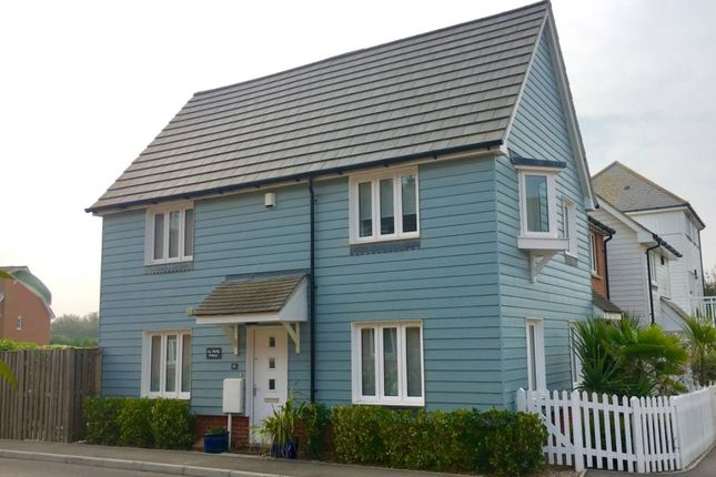 Thumbnail Property for sale in Shearers Way, Camber, Rye