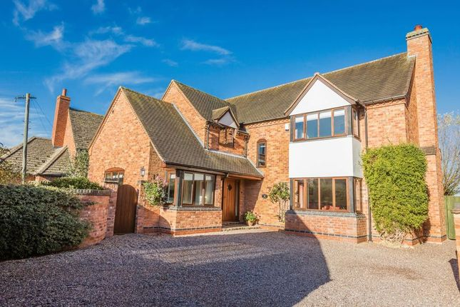 Thumbnail Detached house for sale in Wyre Lane, Long Marston, Stratford-Upon-Avon