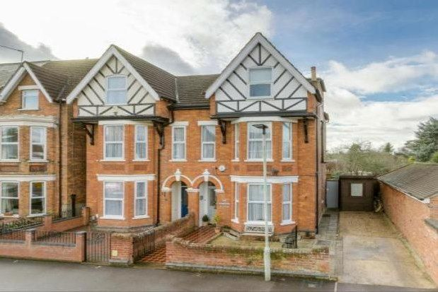Thumbnail Semi-detached house to rent in Cutcliffe Grove, Bedford