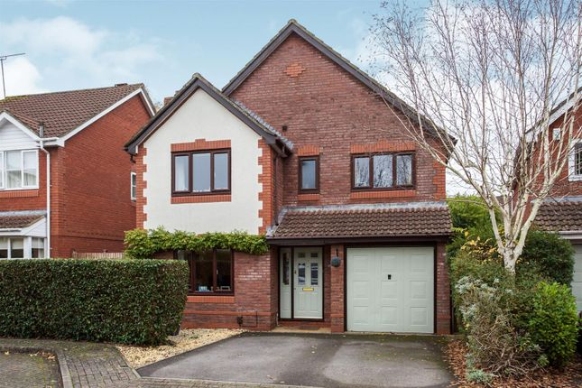 Thumbnail Detached house for sale in Field View, Chandler's Ford, Eastleigh