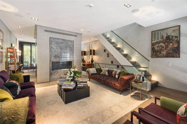 Thumbnail Terraced house for sale in Pond Place, London