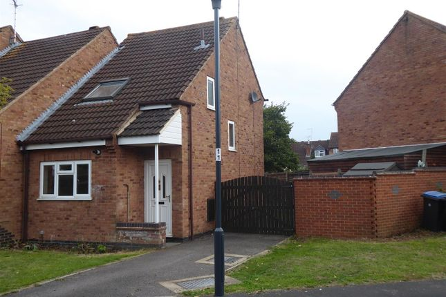 Thumbnail End terrace house to rent in Joseph Way, Stratford-Upon-Avon