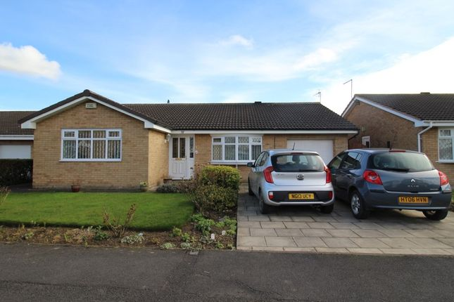 Thumbnail Bungalow for sale in St. Nicholas Gardens, Yarm