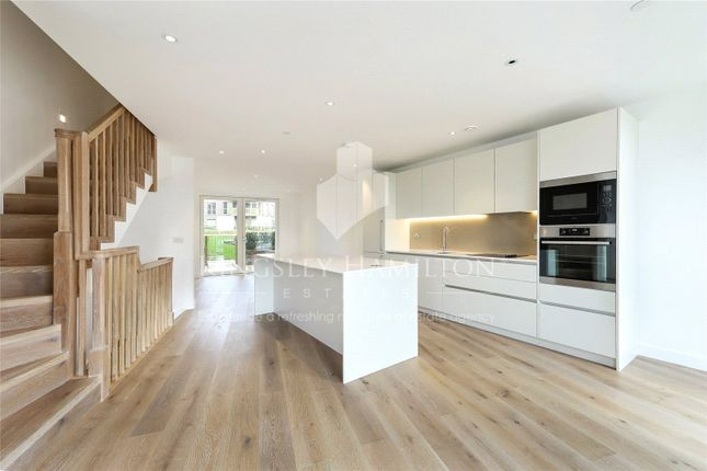 Thumbnail Terraced house to rent in Ottley Drive, Kidbrooke Village, London