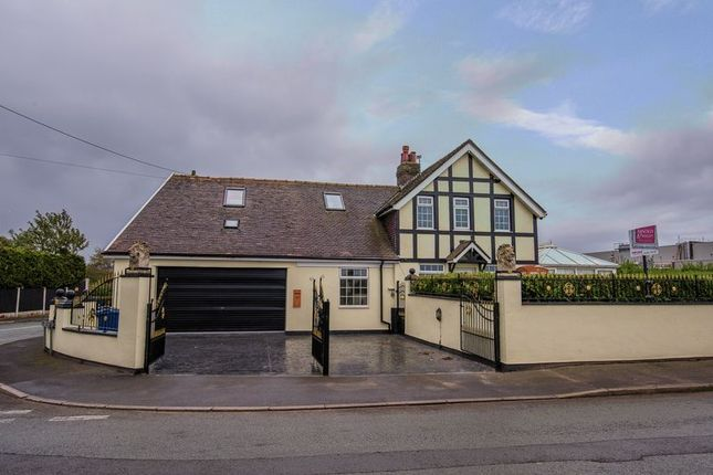 Thumbnail Detached house for sale in Stopgate Lane, Simonswood, Liverpool