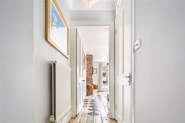 Hallway of Mossford Street, Bow, London E3