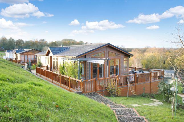 Thumbnail Lodge for sale in The Warren Estate, Woodham Walter, Maldon