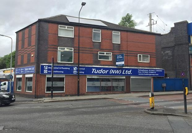Thumbnail Retail premises for sale in 104-108 Wallgate, Wigan
