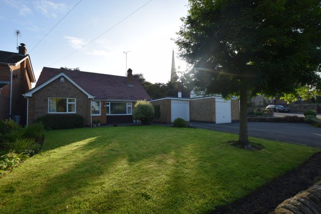 Thumbnail Detached house to rent in Rectory Lane, Breadsall, Derby