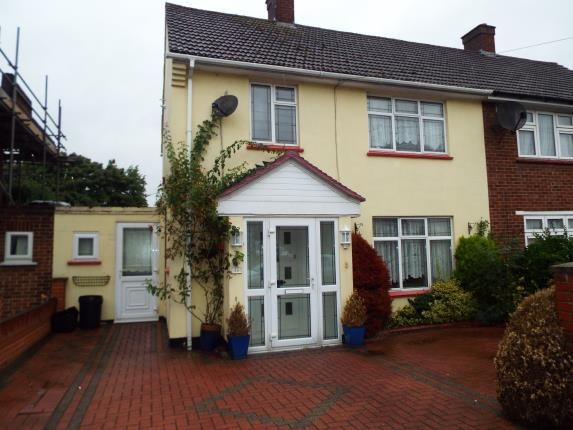Thumbnail Semi-detached house for sale in Woodford Green, Essex