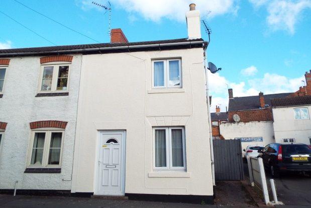 Thumbnail Cottage to rent in Chapel Street, Measham, Swadlincote