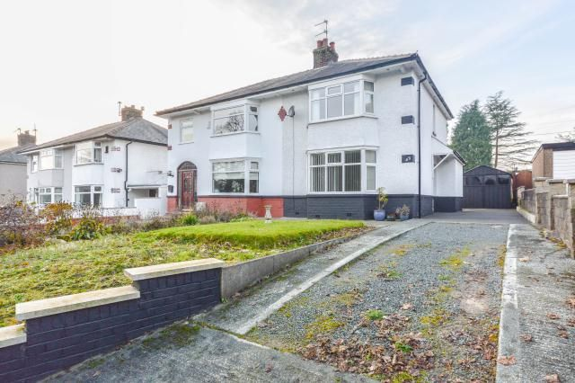 Thumbnail Semi-detached house to rent in 43 Barnoldswick Road, Higherford, Lancashire