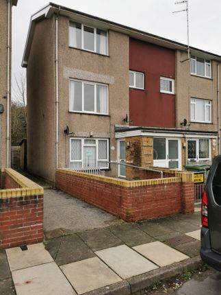 Thumbnail Maisonette for sale in Lon-Y-Cariadon, North Cornelly