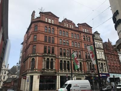 Thumbnail Office to let in St. Mary Street, Cardiff