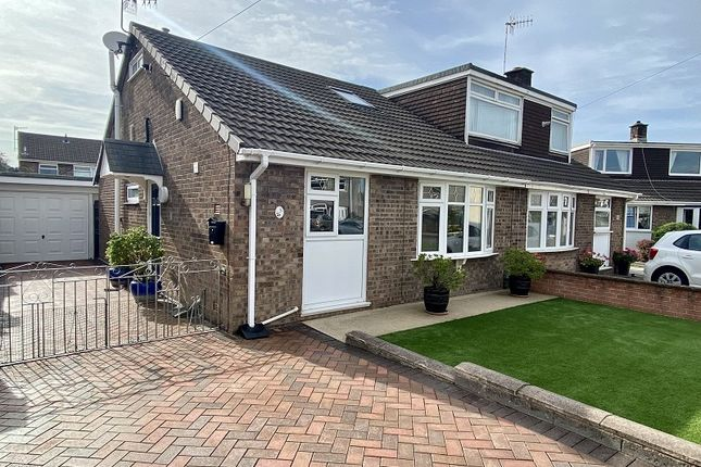 2 bed bungalow for sale in Birchwood Close, Baglan, Port Talbot, Neath Port Talbot. SA12