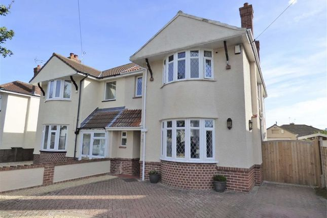 Thumbnail Semi-detached house to rent in Totterdown Road, Weston-Super-Mare