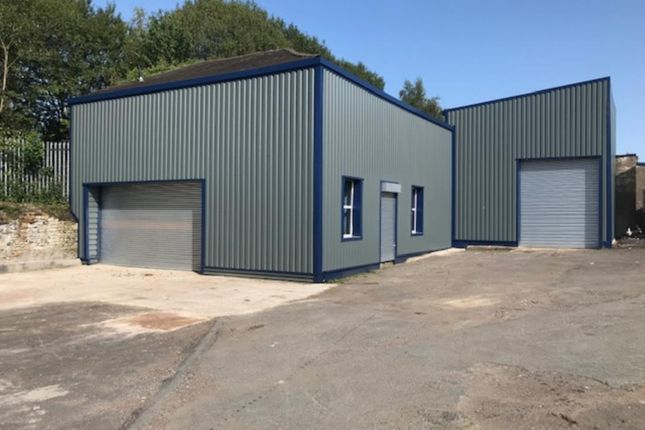 Thumbnail Industrial for sale in Crown Street, Accrington