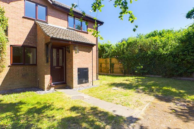 Thumbnail Terraced house to rent in Nursery Close, Chineham, Basingstoke