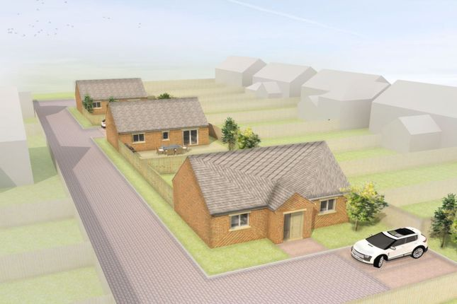Thumbnail Bungalow for sale in Manor Gardens, Manor Road, Dinnington, Sheffield