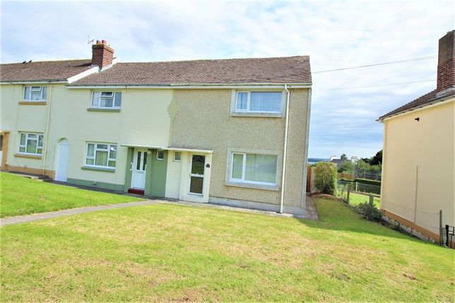 Thumbnail End terrace house to rent in 75 Picton Road, Hakin, Milford Haven