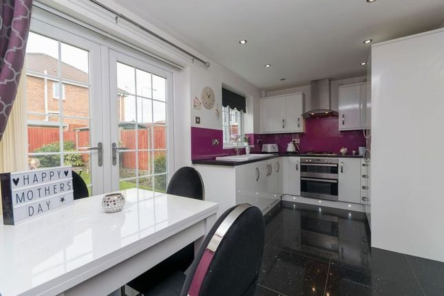 Dining Kitchen of Parkwood Road, Whiston, Prescot L35