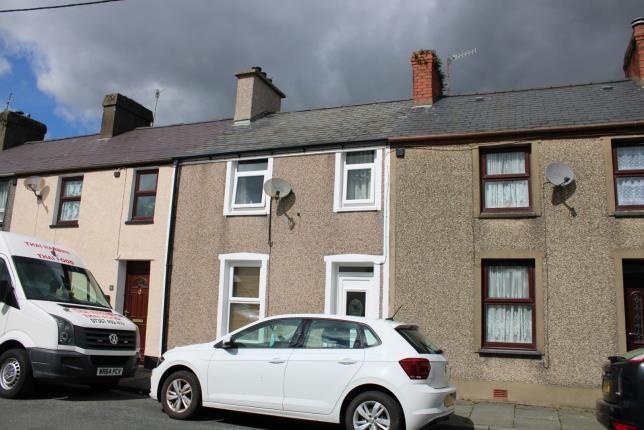 3 bed terraced house for sale in Glaslyn Street, Porthmadog, Gwynedd, . LL49