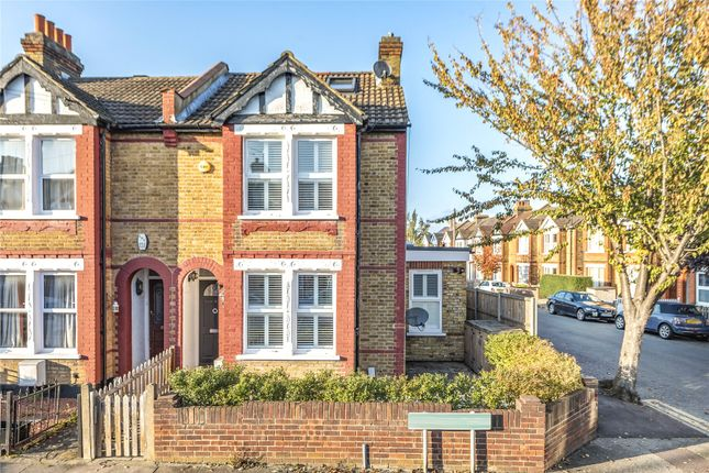 End terrace house for sale in Balfour Road, Bromley
