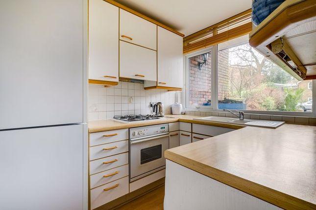 Kitchen of Levana Close, London SW19