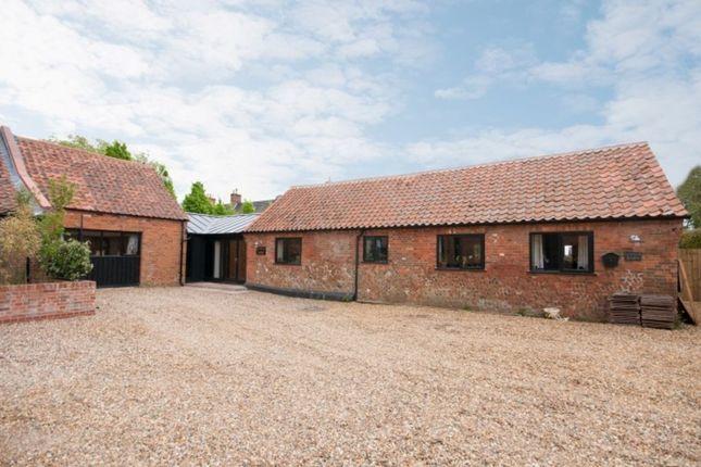 Thumbnail Barn conversion for sale in Reepham Road, Foulsham, Dereham
