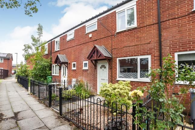 Front of Sandstone Way, Chorlton, Manchester, Greater Manchester M21